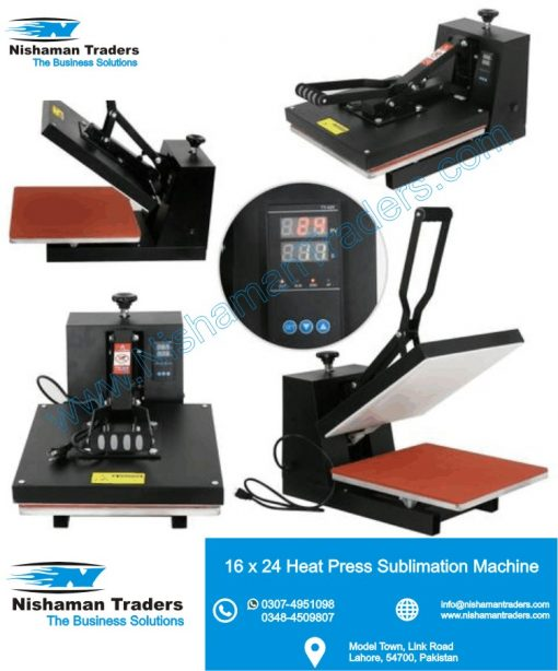 16 x 24 Inches Heat Press Sublimation Machine 1
