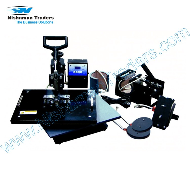 6 in 1 Digital Heat Press Machine Digital Sublimation