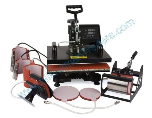7 in 1 heat press by Nishaman Traders 1