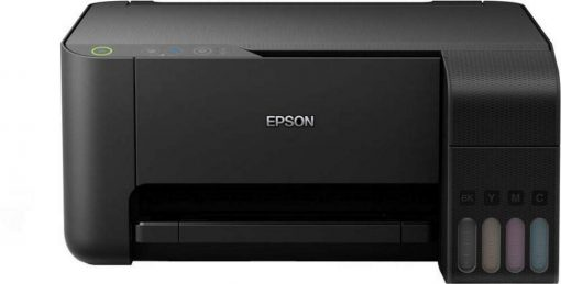 Epson L3110 Color Printer with Scanner and Sublimation Inks